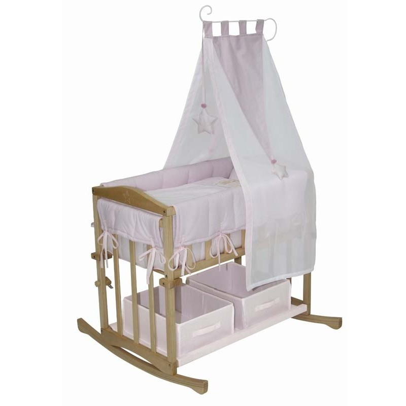 roba stubenbett babysitter 4in1 tr umerle pink g nstig. Black Bedroom Furniture Sets. Home Design Ideas