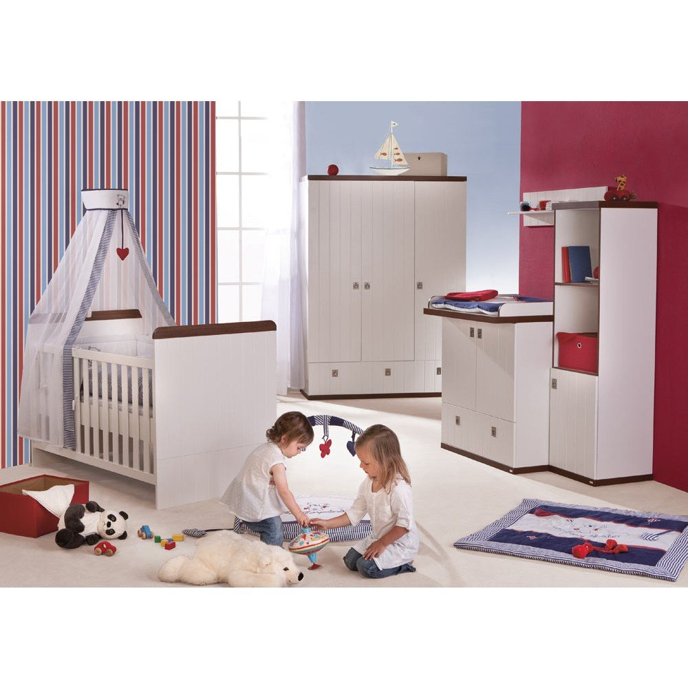roba kinderzimmer komplett set maritim g nstig online kaufen bei. Black Bedroom Furniture Sets. Home Design Ideas