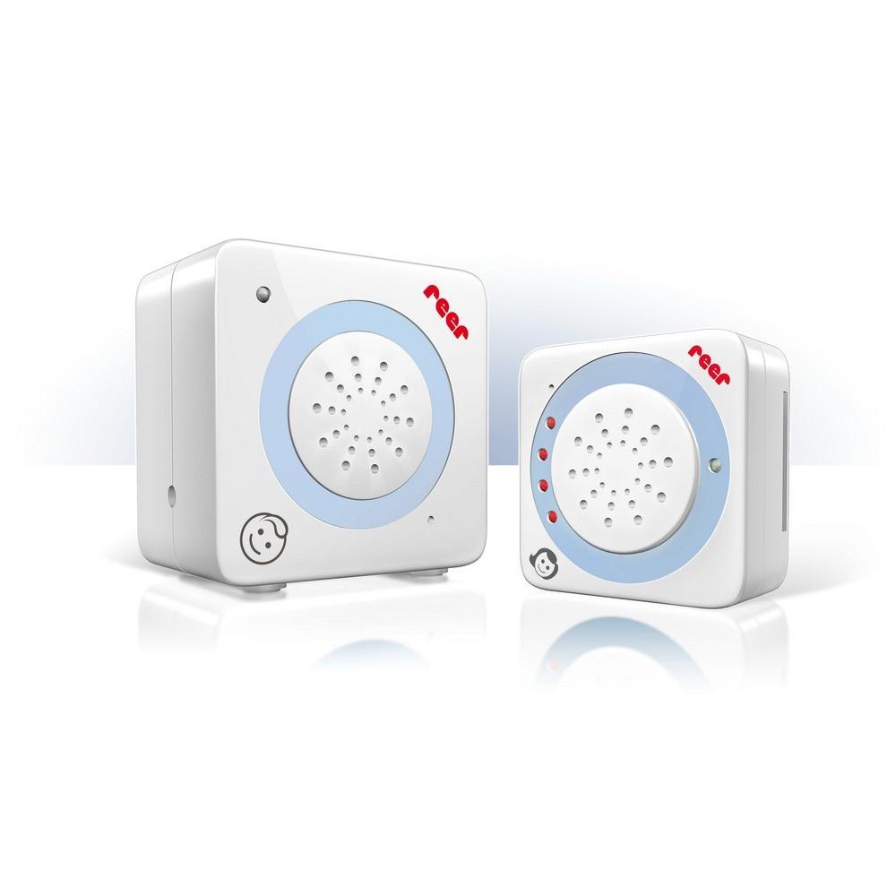 reer digitales babyphone protectioncube mit armband. Black Bedroom Furniture Sets. Home Design Ideas
