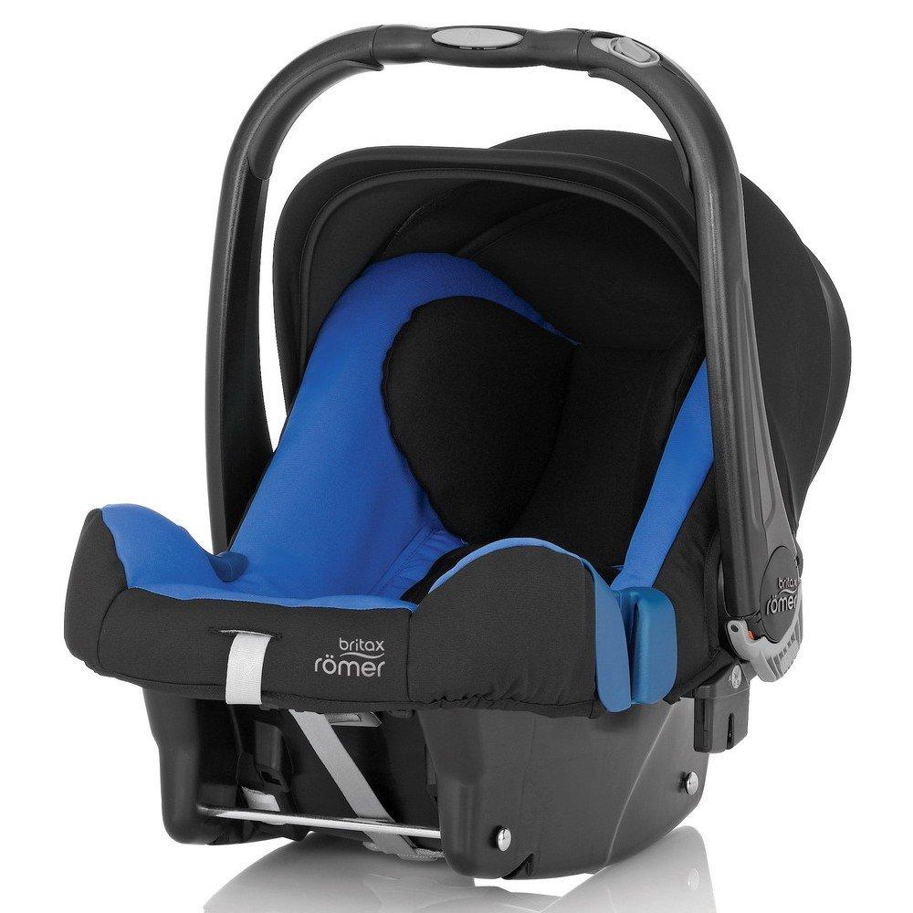 britax r mer baby safe plus shr ii isofix optional blue. Black Bedroom Furniture Sets. Home Design Ideas