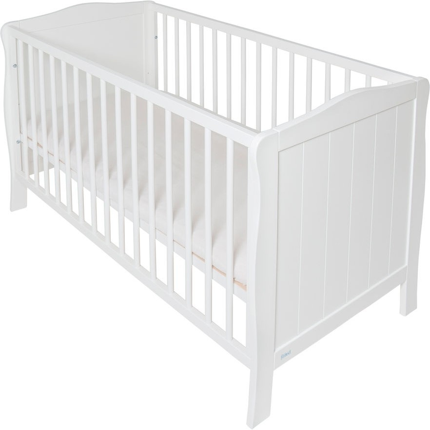buy fillikid kinderbett martin 120x60cm weiss for low prices online at. Black Bedroom Furniture Sets. Home Design Ideas