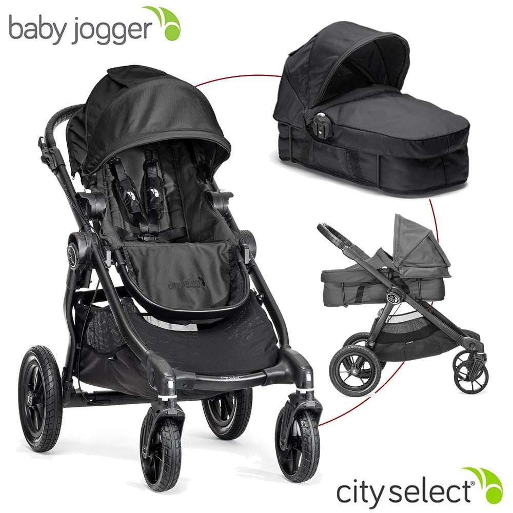 buy baby jogger city select multi function stroller set. Black Bedroom Furniture Sets. Home Design Ideas