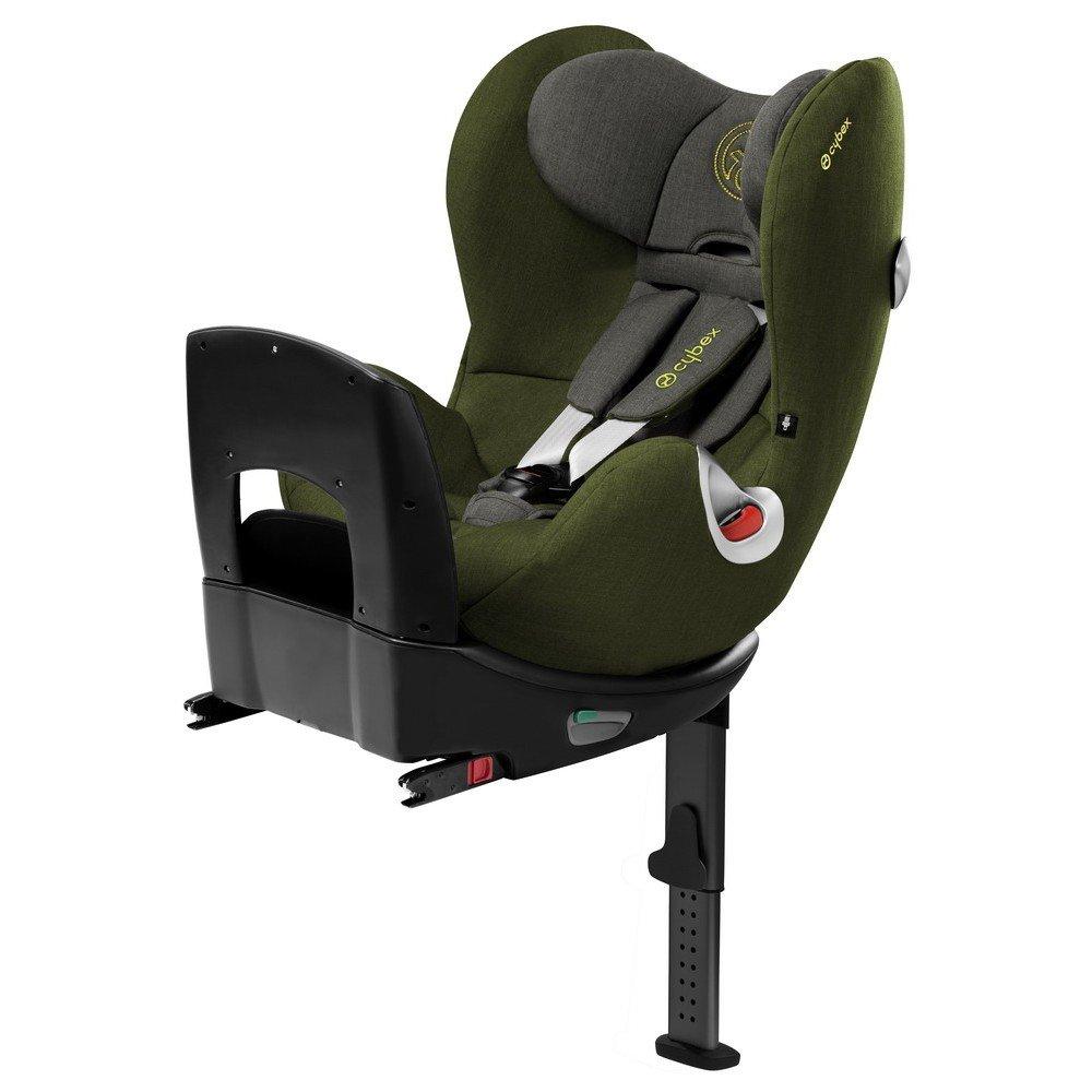 cybex sirona plus platinum reboarder isofix inklusive cypress olive green 2014 g nstig. Black Bedroom Furniture Sets. Home Design Ideas
