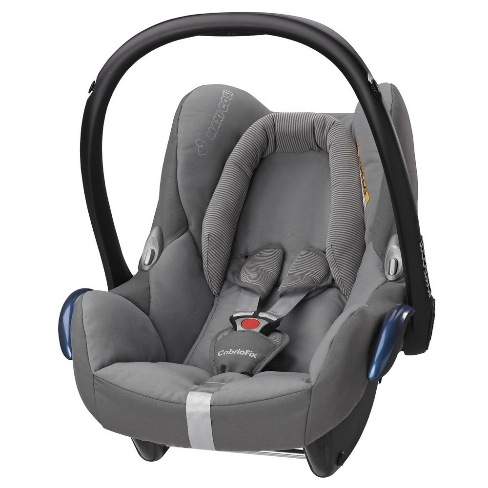 buy maxi cosi cabriofix isofix optional concrete grey 2015 for low prices online at. Black Bedroom Furniture Sets. Home Design Ideas