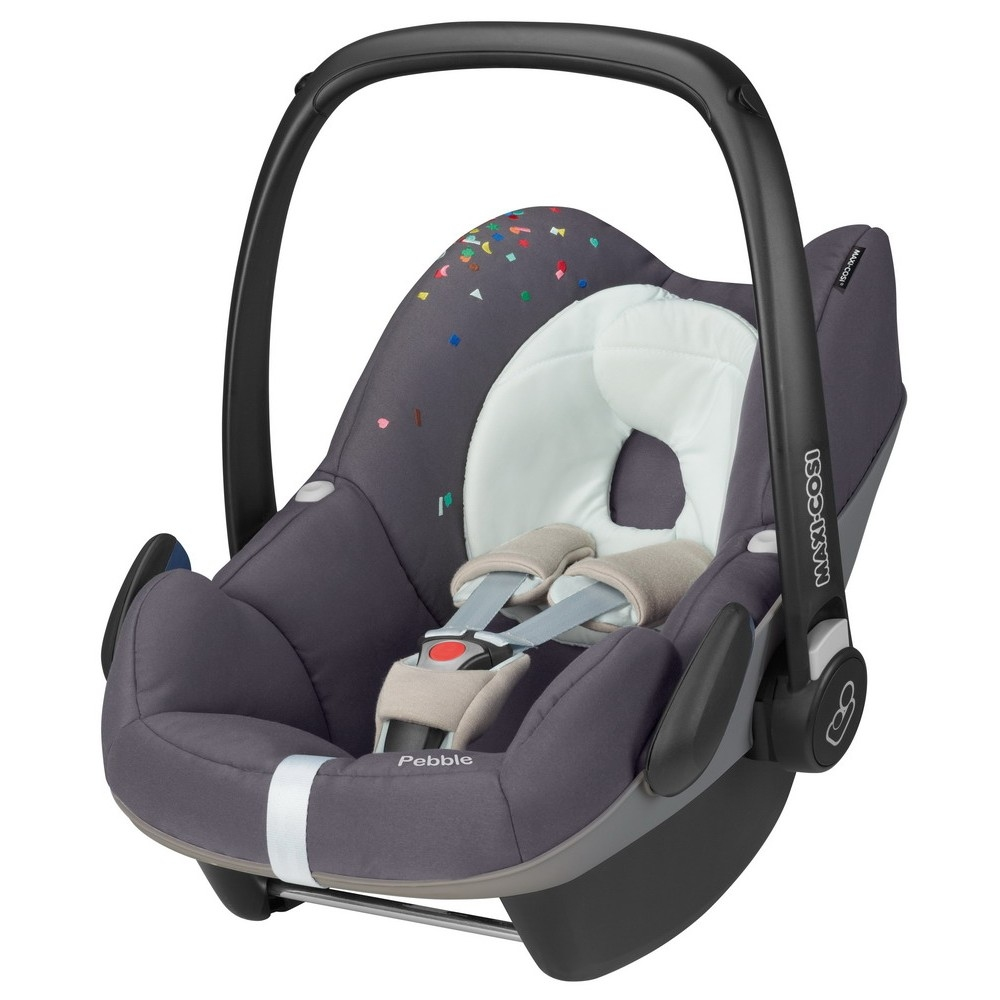 maxi cosi pebble isofix optional special confetti 2015 g nstig online kaufen bei. Black Bedroom Furniture Sets. Home Design Ideas