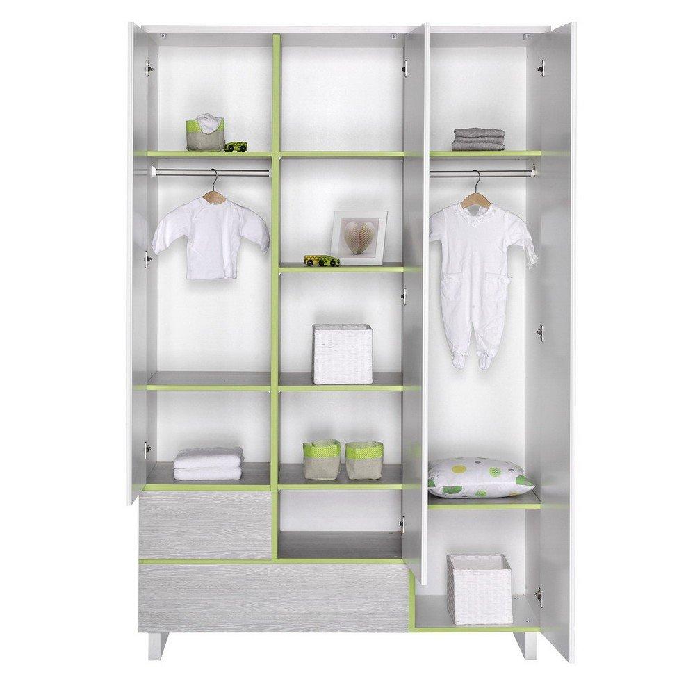 schardt pepp schrank mit 3 t ren g nstig online kaufen bei. Black Bedroom Furniture Sets. Home Design Ideas