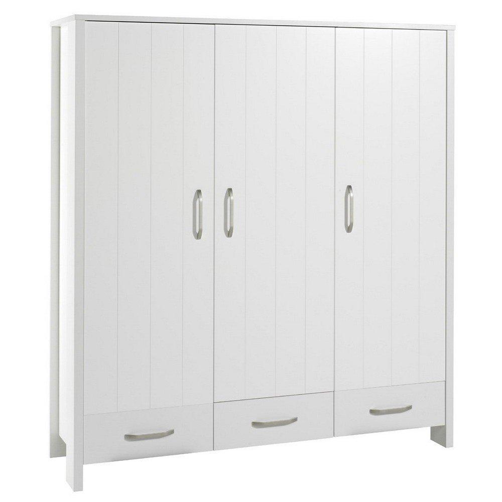 schardt capri white schrank mit 3 t ren g nstig online kaufen bei. Black Bedroom Furniture Sets. Home Design Ideas