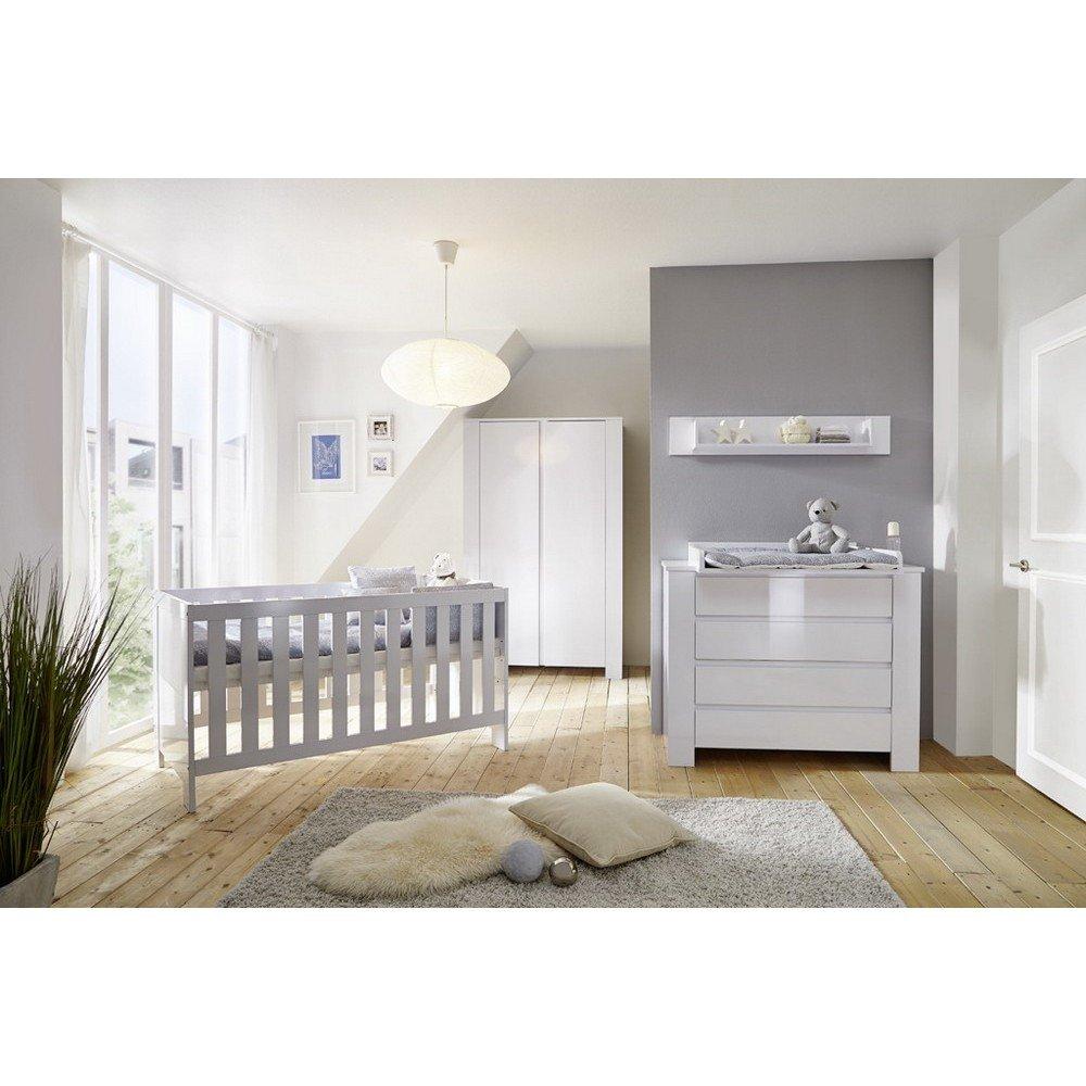 schardt cube hochglanz schrank mit 2 t ren g nstig online kaufen bei. Black Bedroom Furniture Sets. Home Design Ideas
