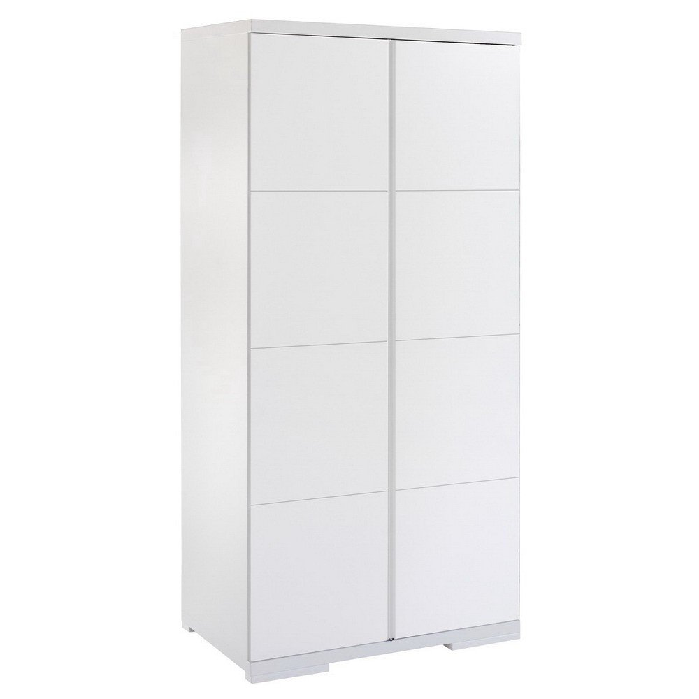 schardt maximo white schrank mit 2 t ren g nstig online. Black Bedroom Furniture Sets. Home Design Ideas