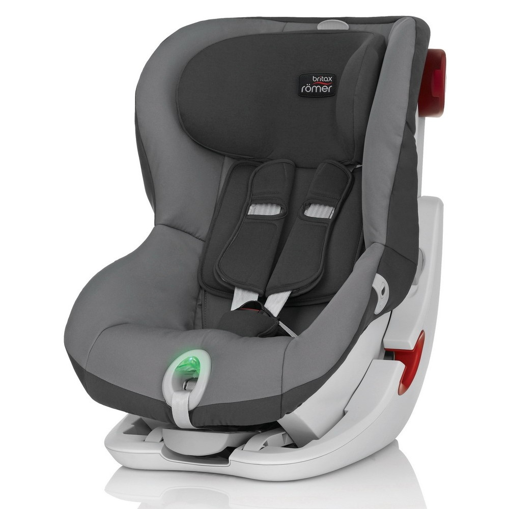 britax r mer king ii ats stone grey 2015 g nstig. Black Bedroom Furniture Sets. Home Design Ideas