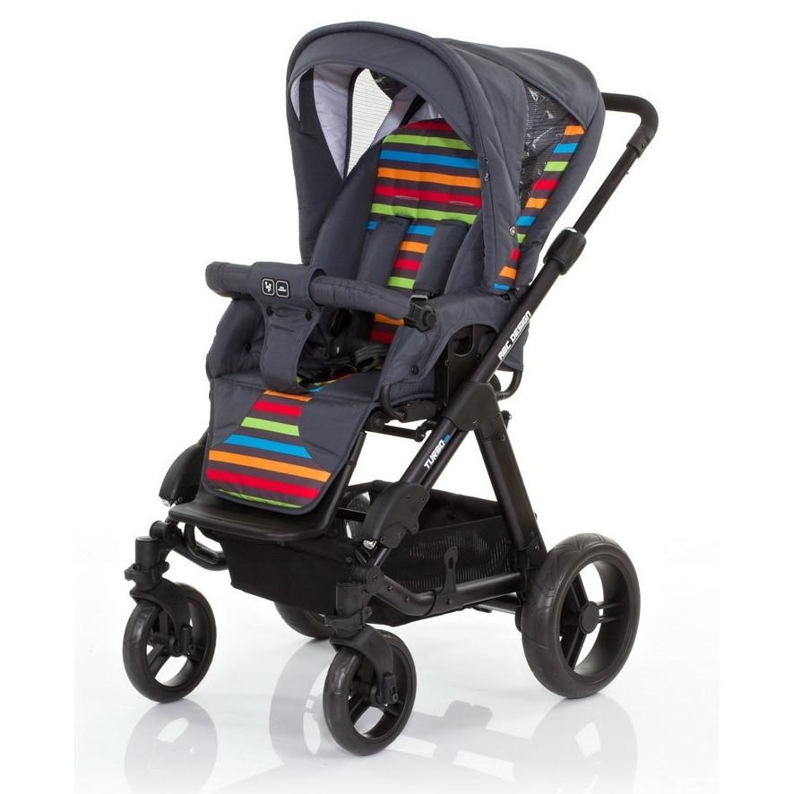abc design turbo 4s inkl tragewanne rainbow 2015 g nstig online kaufen bei. Black Bedroom Furniture Sets. Home Design Ideas
