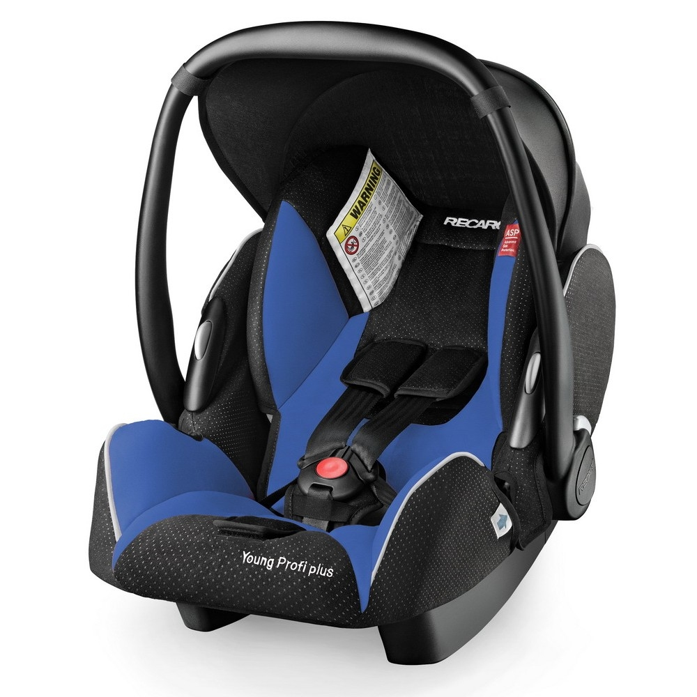 Recaro Young Profi Plus Anleitung: Recaro Young Profi Plus, Isofix Optional