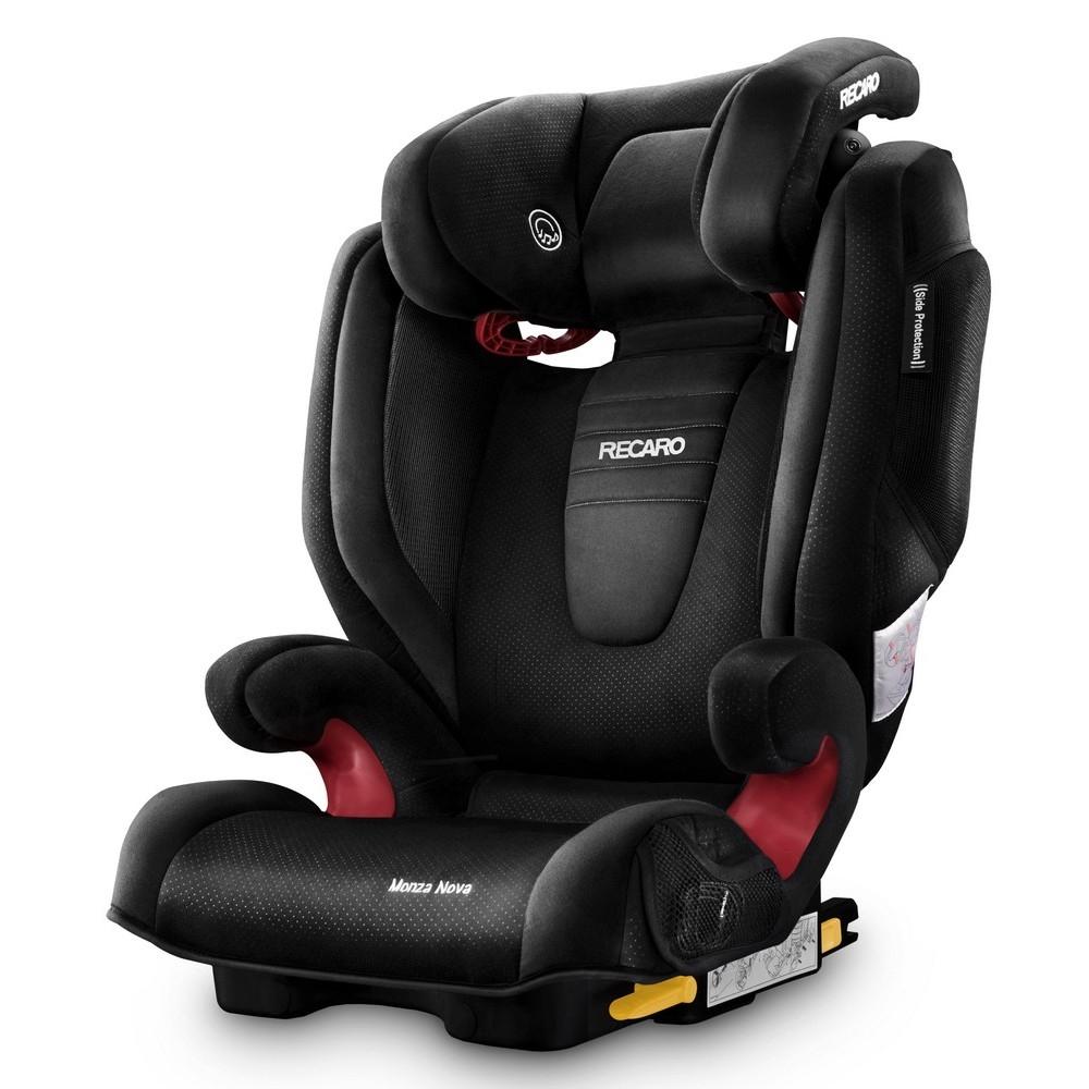 buy recaro monza nova 2 seatfix isofix black for low prices online at. Black Bedroom Furniture Sets. Home Design Ideas