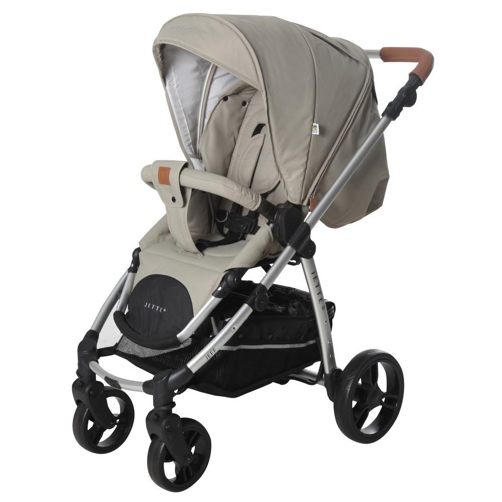 jette jeff kinderwagen inkl babywanne olive 2015 g nstig online kaufen bei. Black Bedroom Furniture Sets. Home Design Ideas