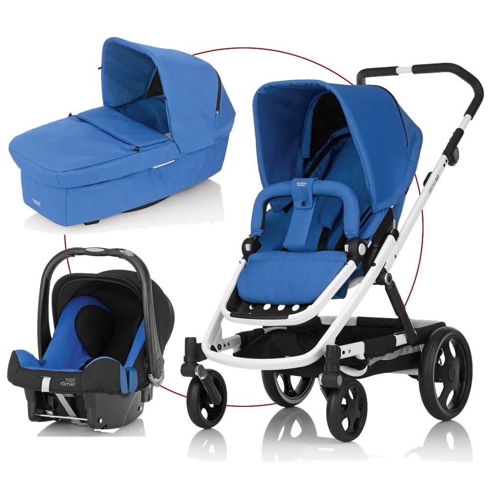 britax go travelset inkl tragewanne und baby safe plus ii blue sky 2015 g nstig online. Black Bedroom Furniture Sets. Home Design Ideas