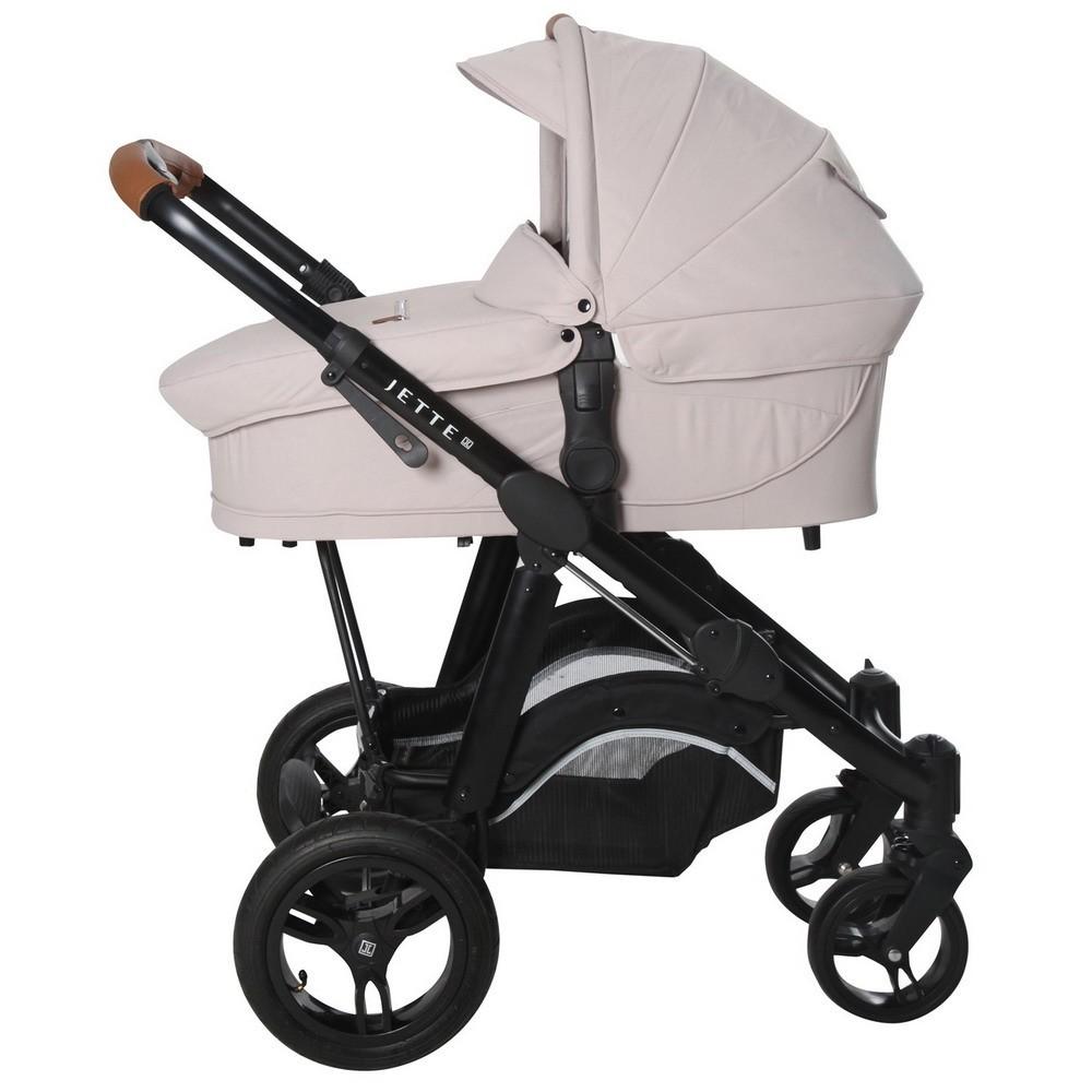 jette joel air kinderwagen inkl babywanne sand 2015 g nstig online kaufen bei. Black Bedroom Furniture Sets. Home Design Ideas