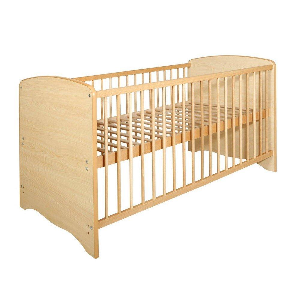 z llner kinderbett isy natur 70 x 140 cm g nstig online kaufen bei. Black Bedroom Furniture Sets. Home Design Ideas
