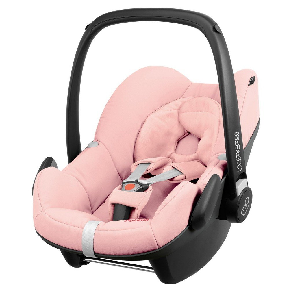 buy maxi cosi pebble isofix optional quinny design pink pastel 2016 for low prices online