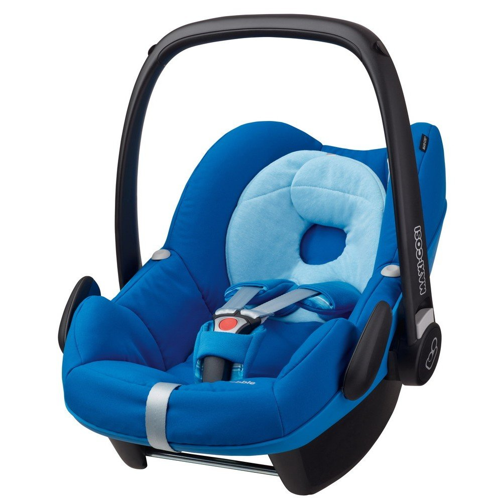 Buy Maxi Cosi Pebble, Isofix optional - WATERCOLOR BLUE - 2016 for ...