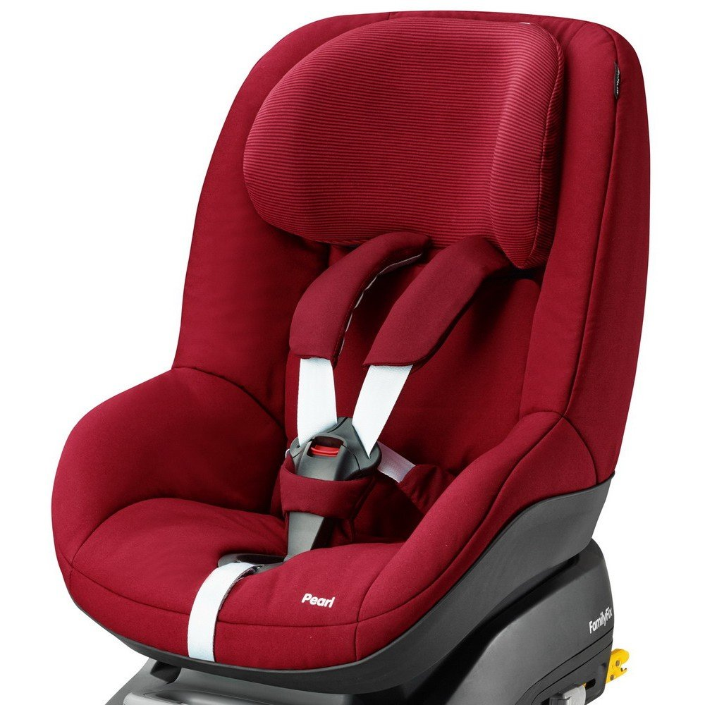 buy maxi cosi pearl without familyfix required robin red 2017 for low prices online at. Black Bedroom Furniture Sets. Home Design Ideas