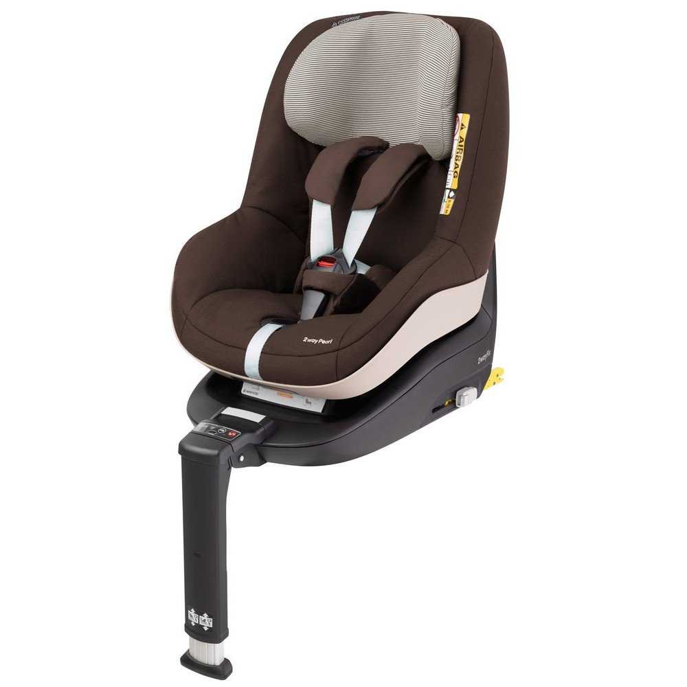 buy maxi cosi 2way pearl incl 2way fix isofix base earth brown 2017 for low prices online. Black Bedroom Furniture Sets. Home Design Ideas