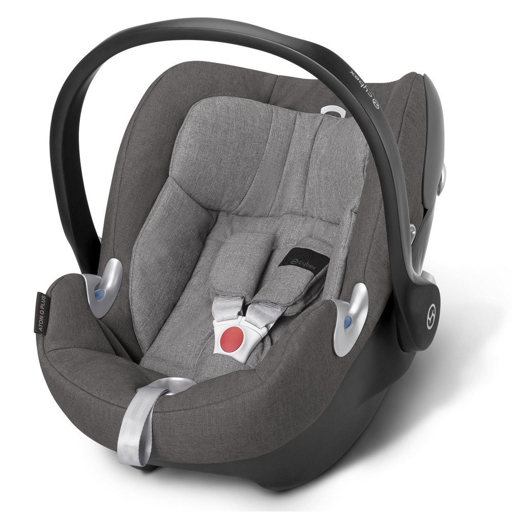 buy cybex aton q plus platinum isofix optional manhattan grey 2016 for low prices online at. Black Bedroom Furniture Sets. Home Design Ideas