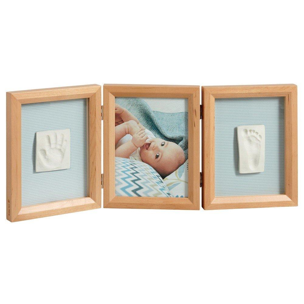 baby art double print frame classic honey