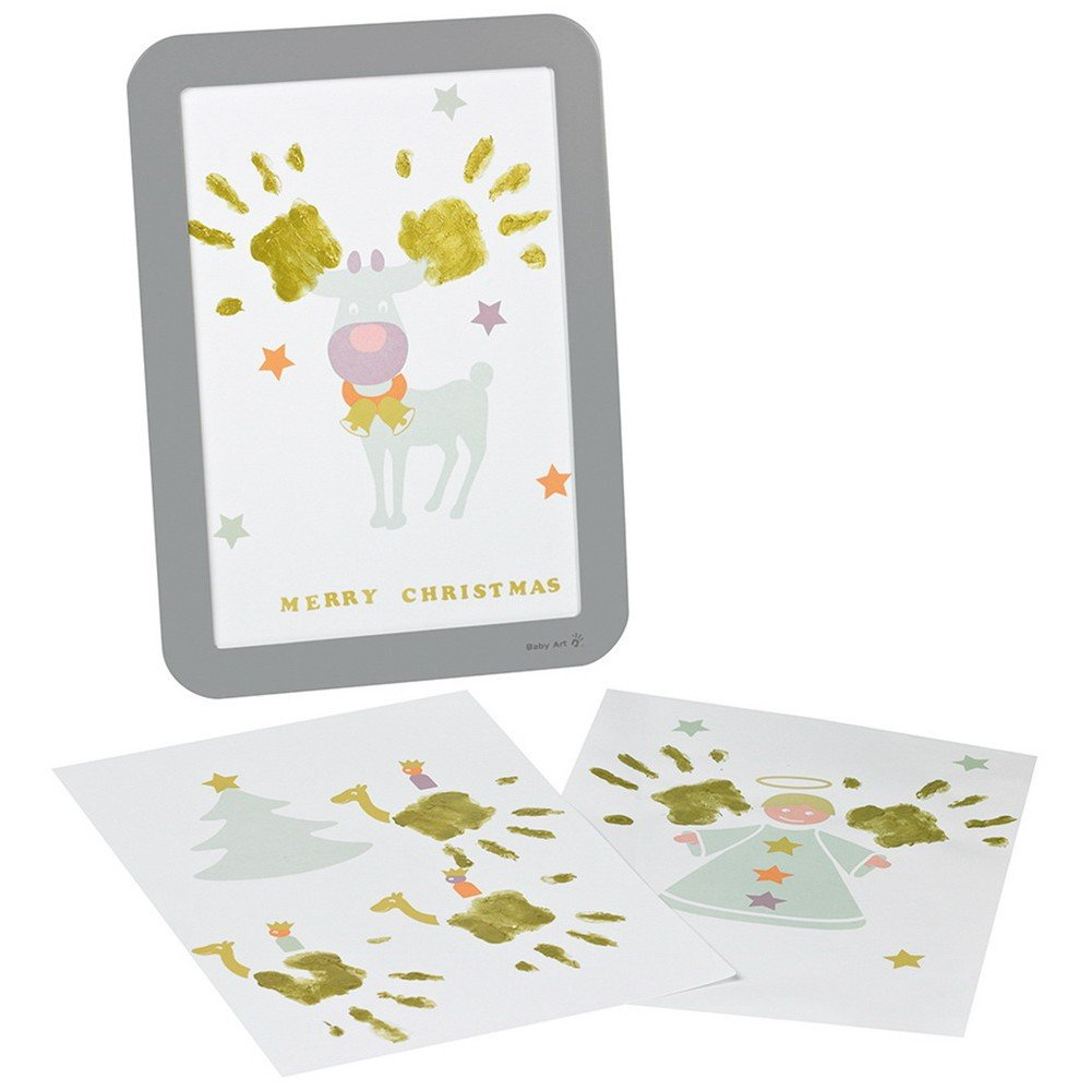 Buy Baby Art Happy Frame - Christmas Time for low prices online at ...