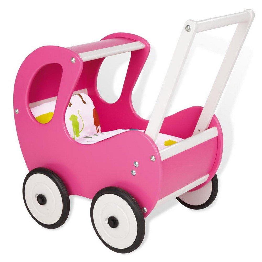 pinolino lauflernwagen hugo pink g nstig online kaufen. Black Bedroom Furniture Sets. Home Design Ideas