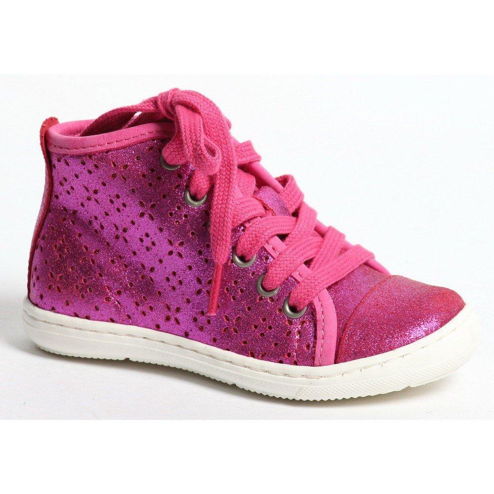 bisgaard sneaker mit schn rer 136 glitter pink gr e 31 g nstig online kaufen bei. Black Bedroom Furniture Sets. Home Design Ideas