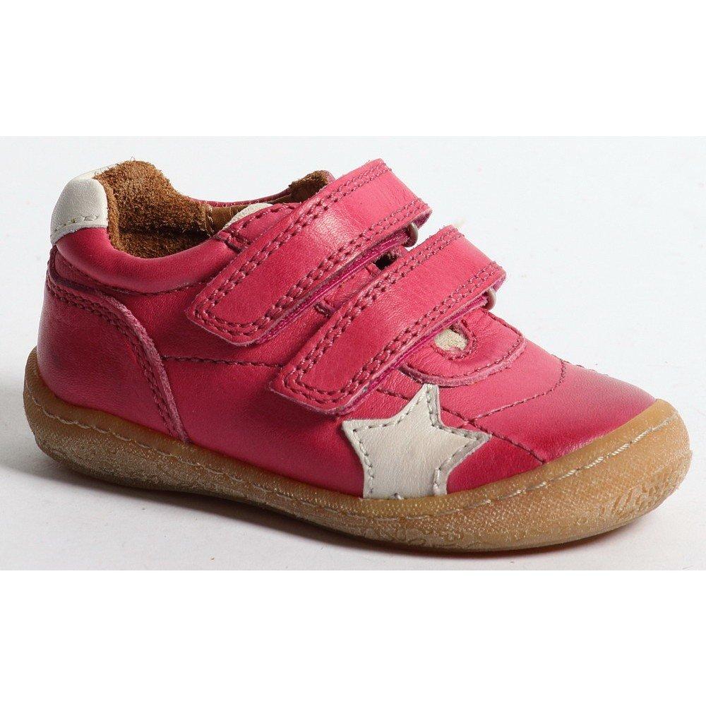 bisgaard sneaker mit klett 14 pink gr e 34 g nstig online kaufen bei. Black Bedroom Furniture Sets. Home Design Ideas