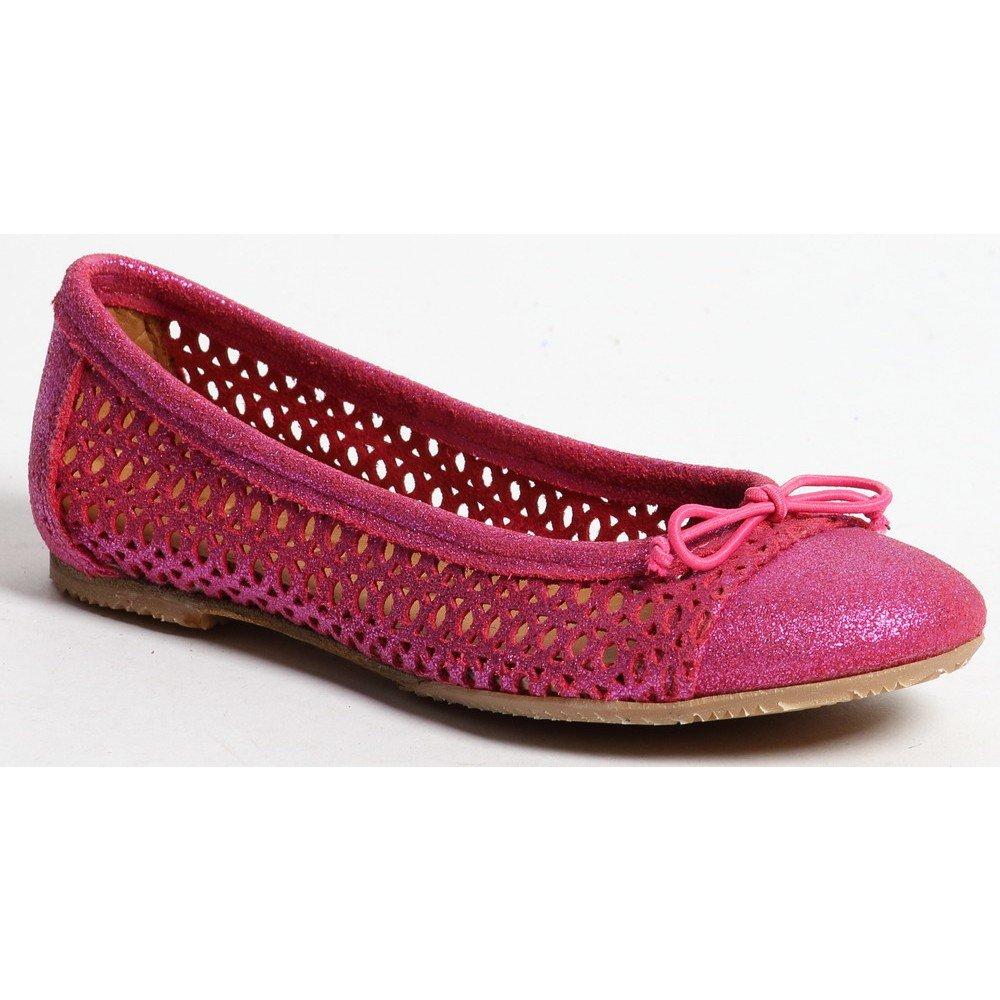 bisgaard ballerina 136 glitter pink gr e 35 g nstig online kaufen bei. Black Bedroom Furniture Sets. Home Design Ideas