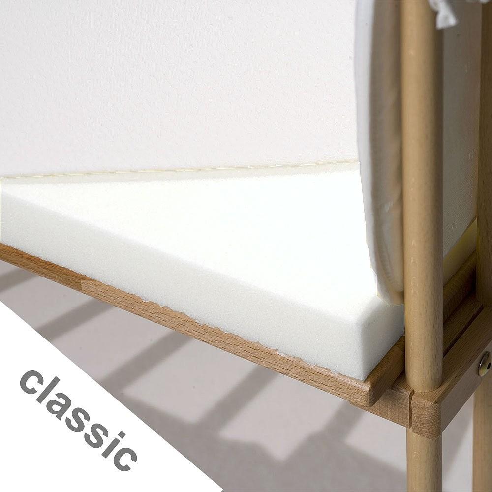 tobi babybay matratze classic cotton f r maxi und boxspring wei g nstig online kaufen bei. Black Bedroom Furniture Sets. Home Design Ideas
