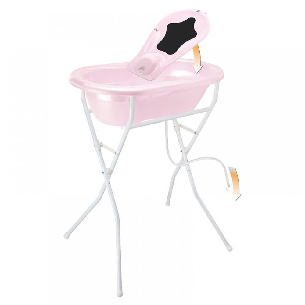 rotho badewannen set top tender rose g nstig online kaufen bei. Black Bedroom Furniture Sets. Home Design Ideas