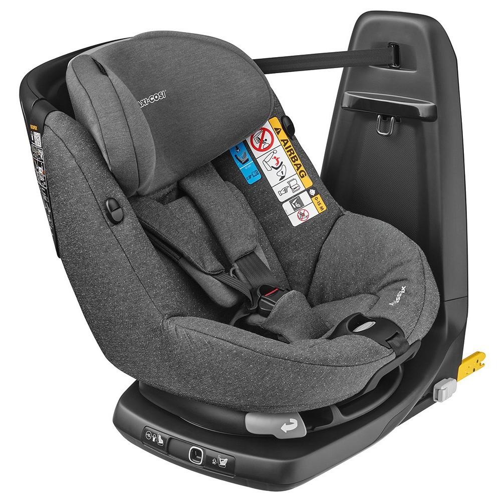 buy maxi cosi axissfix isofix top tether reboarder i size 2017 sparkling grey for low prices. Black Bedroom Furniture Sets. Home Design Ideas