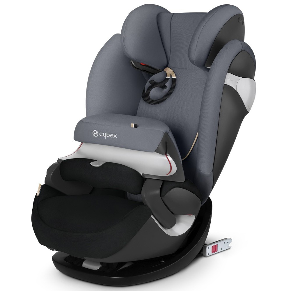 cybex pallas m fix gold isofix kollektion 2017 graphite black dark grey g nstig online. Black Bedroom Furniture Sets. Home Design Ideas