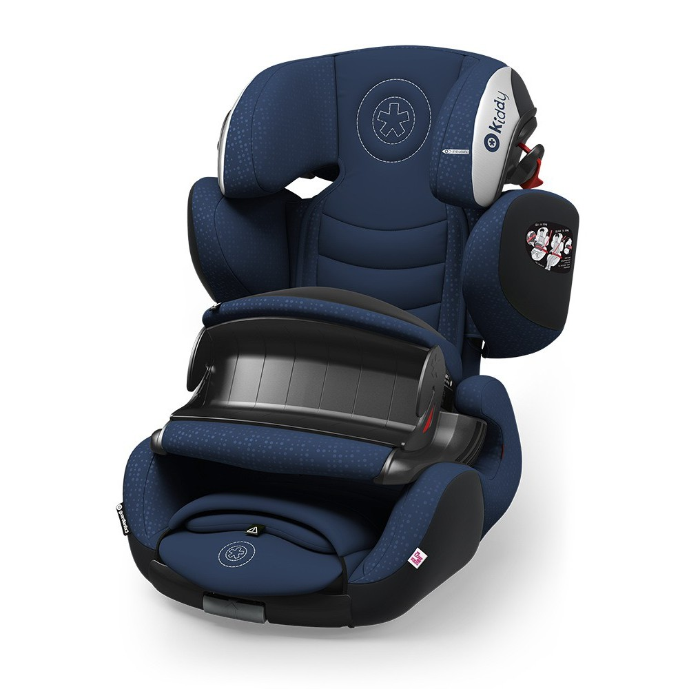 Buy kiddy Guardianfix 3 Isofix, Collection 2017 - Night Blue for low ...