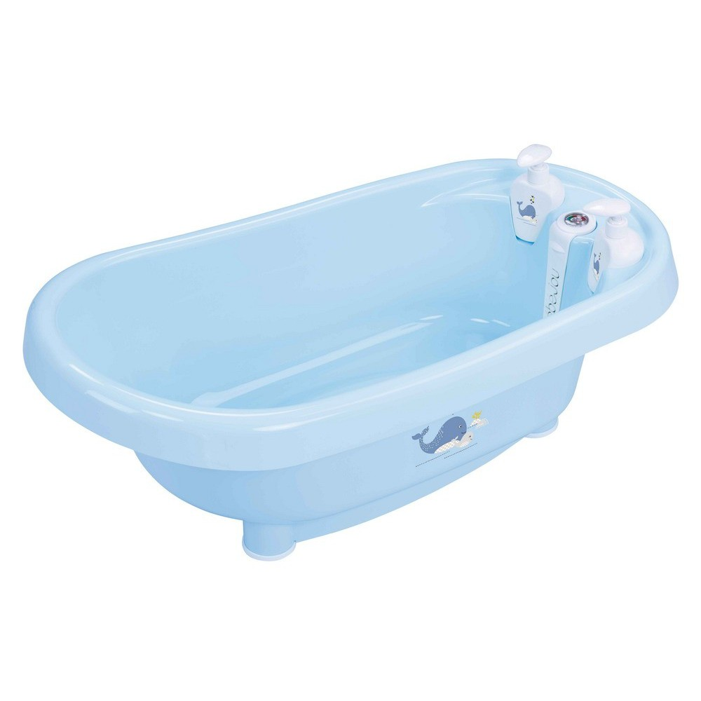 Buy bebe-jou Thermo Bath Click, Collection 2017 - Wally Whale for ...