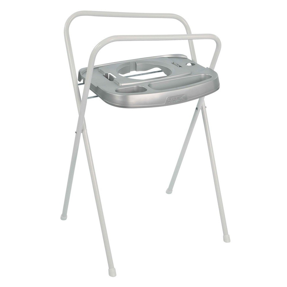 Buy bebe-jou Bath Stand Click 103cm, Collection 2017 - Silver for ...