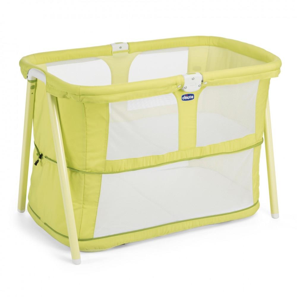 buy chicco reisebett lullago zip - lemon drop for low prices