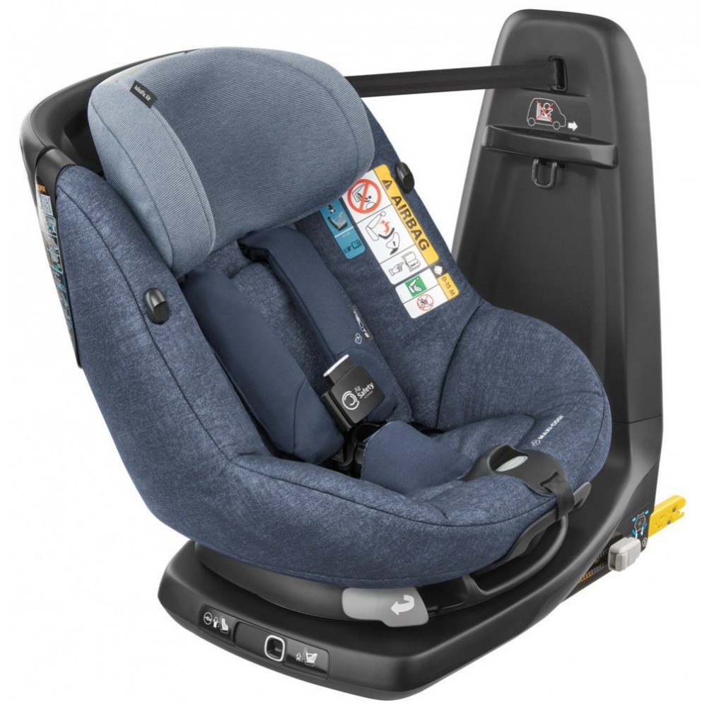 Buy Maxi Cosi AxissFix Air, Collection 2018 - Nomad Blue for low ...