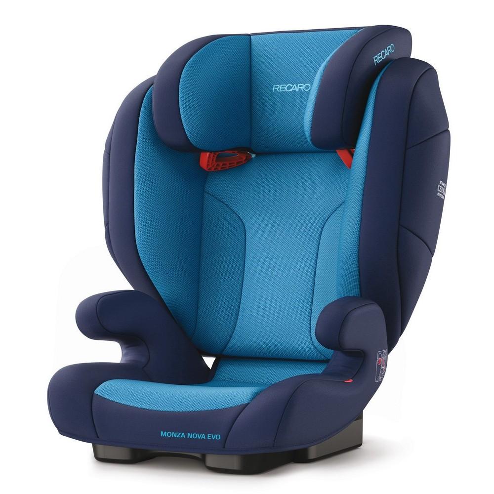 Buy Recaro Monza Nova Evo, Collection 2018 - Xenon Blue for low ...