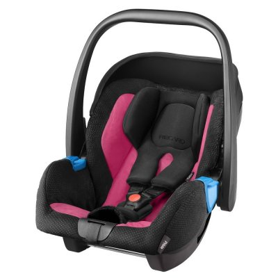 Recaro Privia, Isofix optional - PINK - 2015