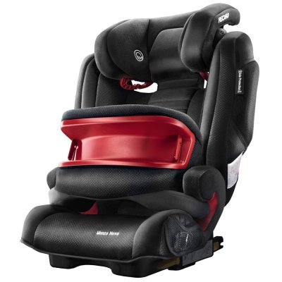 Recaro Monza Nova IS Seatfix, Isofix - BLACK - 2015
