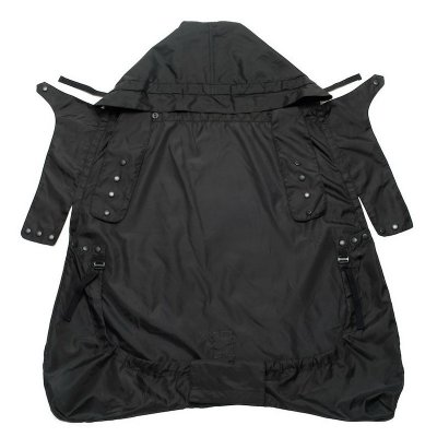 Ergobaby Raincover for Baby Carriers - BLACK