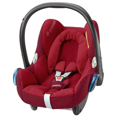 Maxi Cosi Cabriofix, Isofix optional - ROBIN RED - 2016