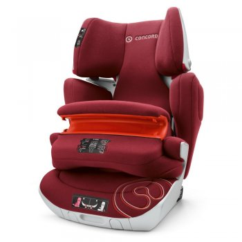 Concord Transformer XT Pro Isofix, Kollektion 2018 - Bordeaux Red