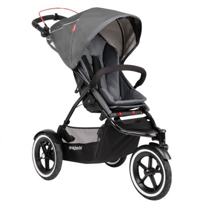 Phil&Teds Sport Buggy - GRAPHITE