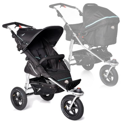 TFK Joggster Adventure incl. MultiX Carrycot, Collection 2018 - Tap Shoe
