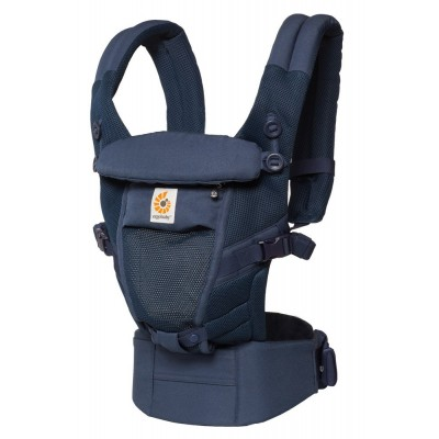 Ergobaby Perfomance Adapt Carrier Cool Air Mesh - Deep Blue